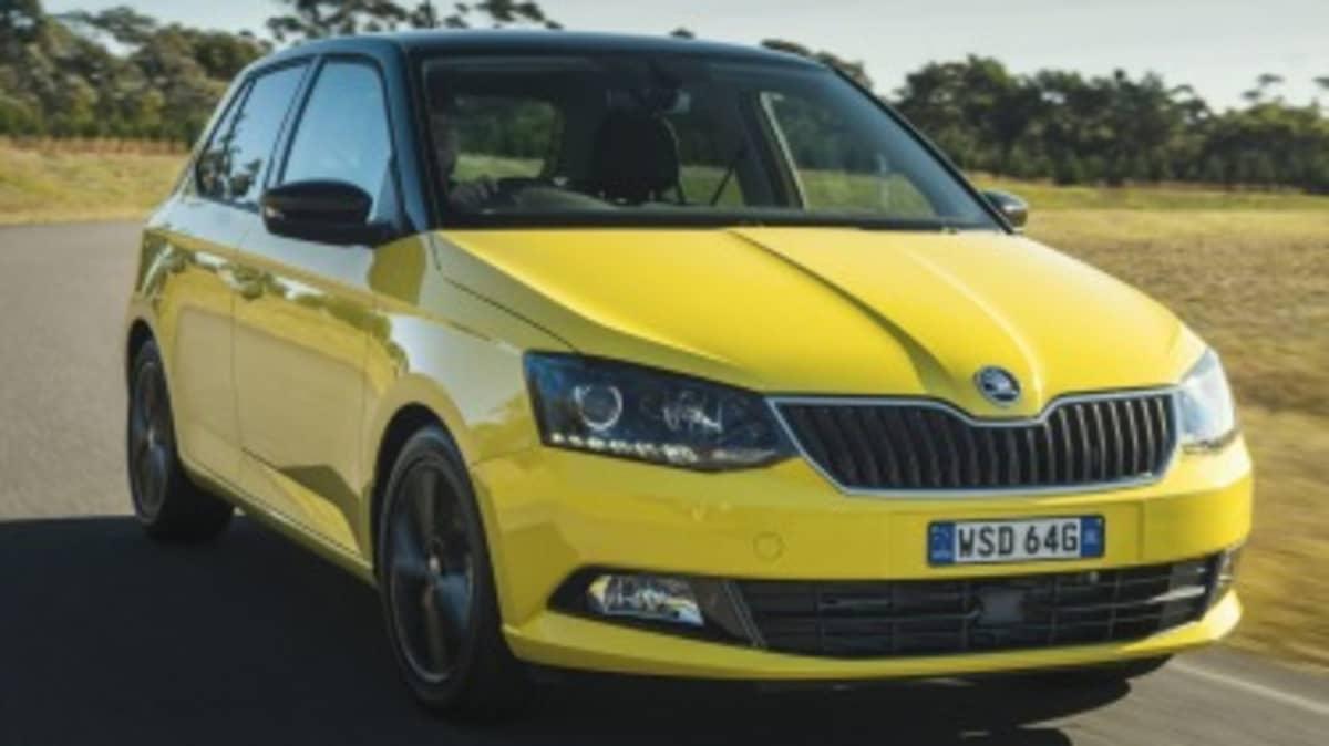2015 Skoda Fabia first drive review