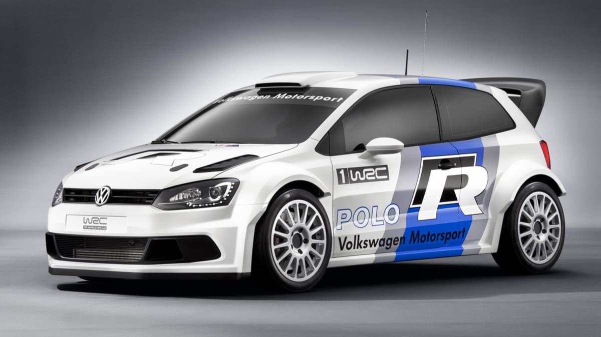 Frankfurt Motor Show: Volkswagen Polo R