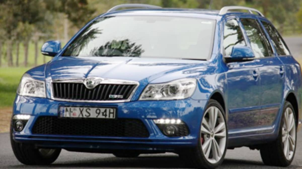 2009 Skoda Octavia RS Diesel Wagon And Petrol Hatch Road Test Review