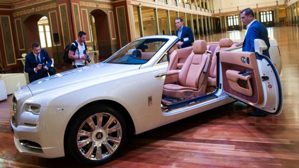 Rolls-Royce Dawn - $750k Luxury Drophead Lands In Melbourne