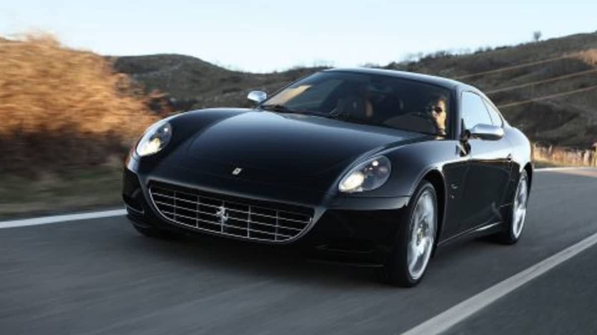 New Ferrari 612 Scaglietti Lands, With A Little Something More