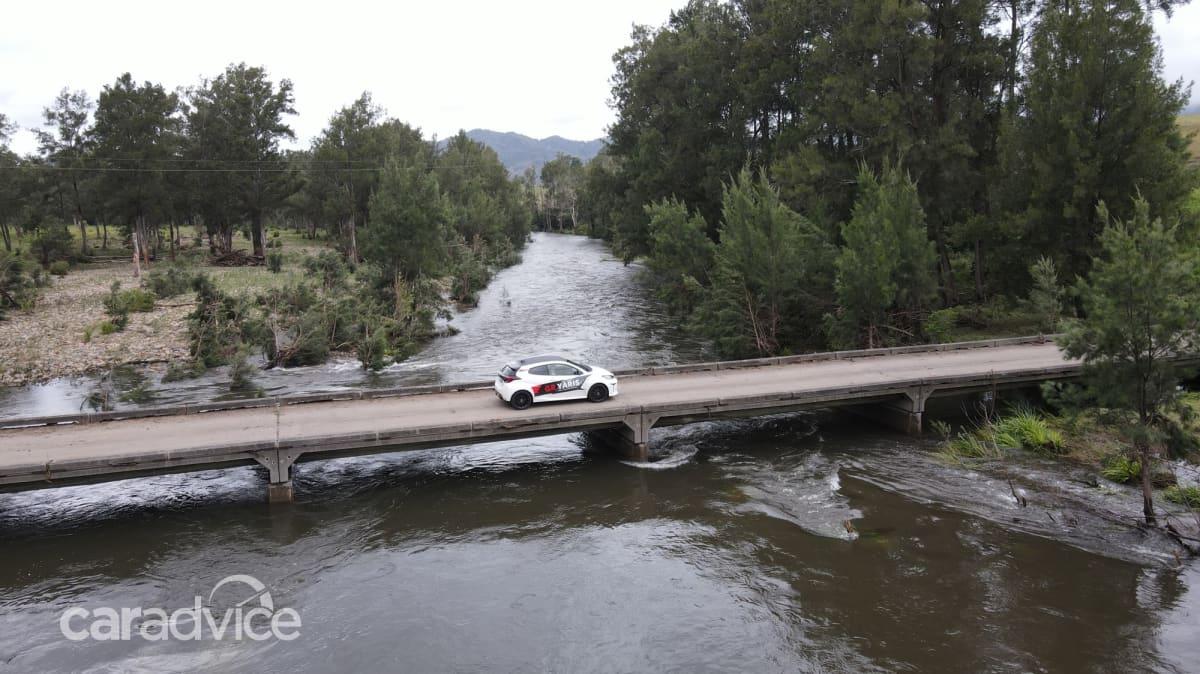 2020 Toyota Yaris GR bridge