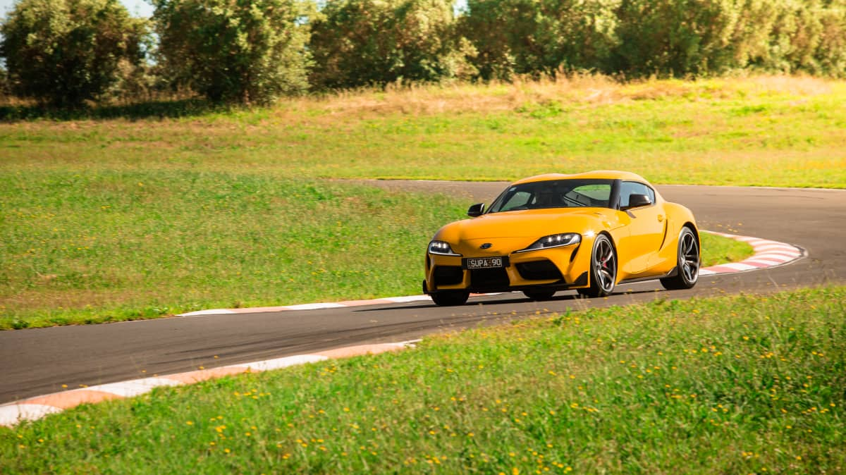 Drive Car of the Year Best Sports Car Under $100k finalist Toyota GR Supra