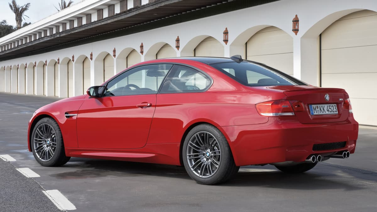 2008 BMW M3: Modern classic review-1