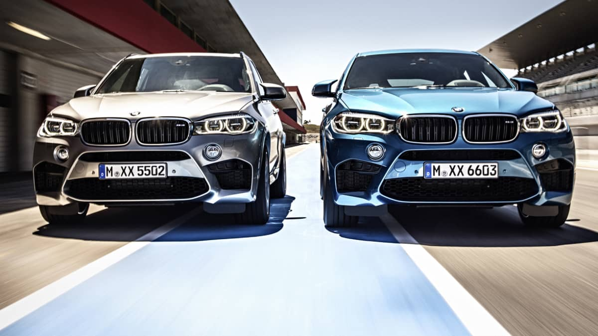 BMW X5M, X6M: 2015 Price And Features For Australia