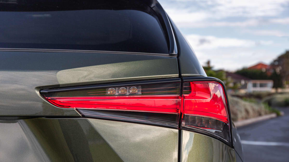 2021 Lexus NX300 Sports Luxury review-1