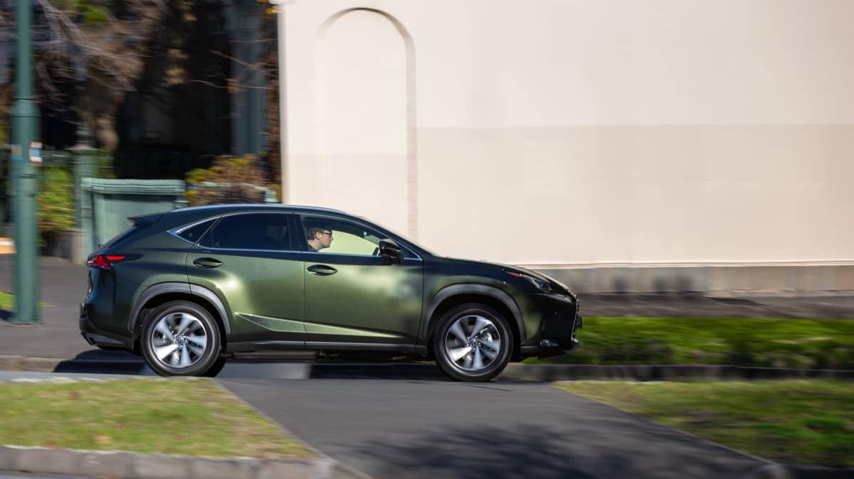 2021 Lexus NX300 Sports Luxury review-3