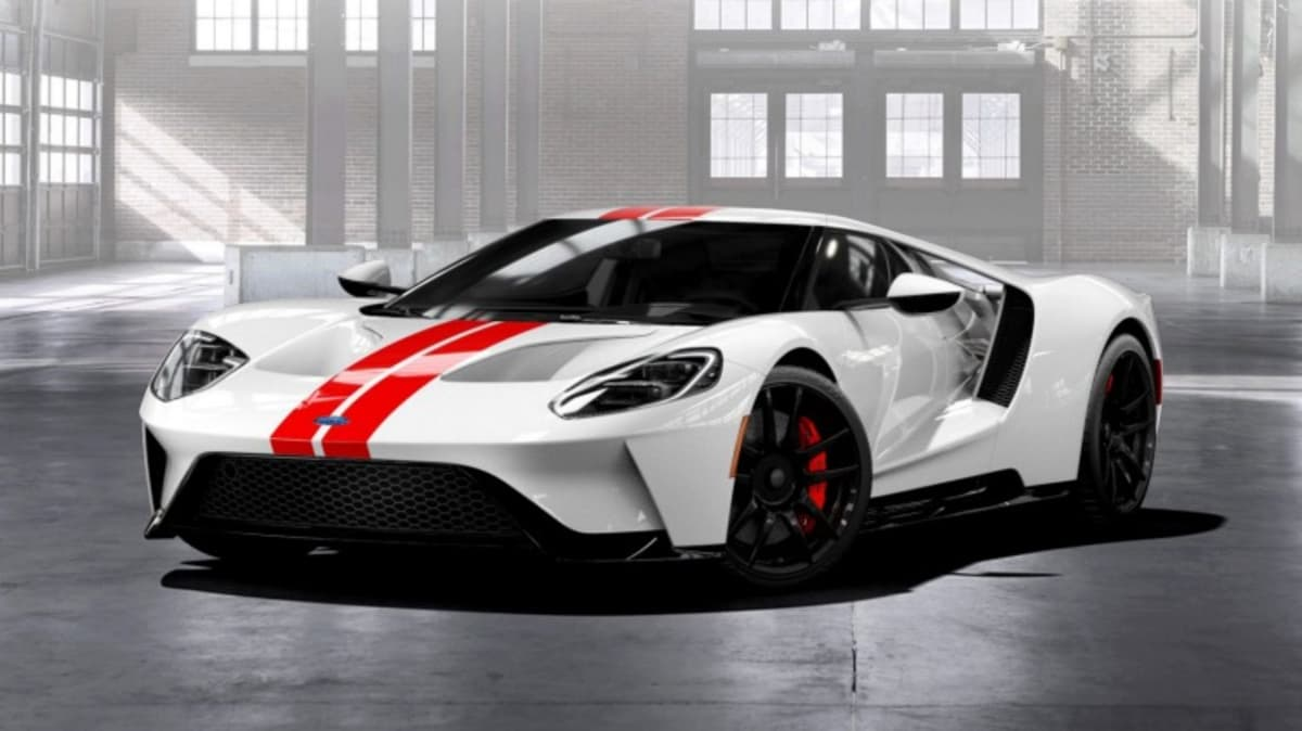 The new Ford GT is set to feature locally-developed carbon-fibre news.