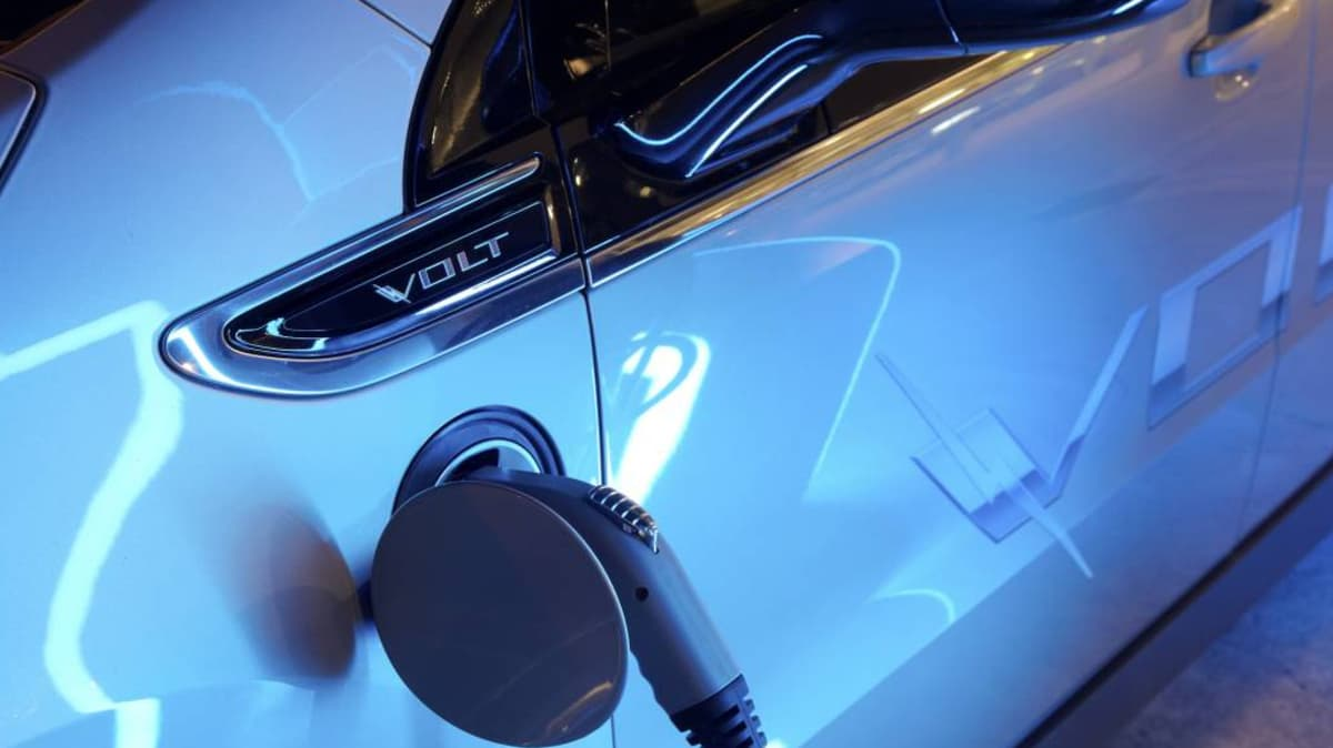 Holden Volt Joins Victoria's Electric Vehicle Trial
