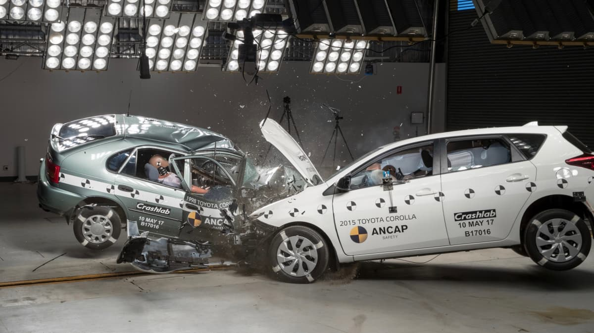 Safer vehicle choices to save more lives