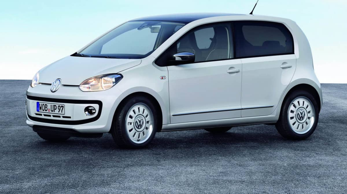 Volkswagen Up! Awarded 2012 World Car Of The Year