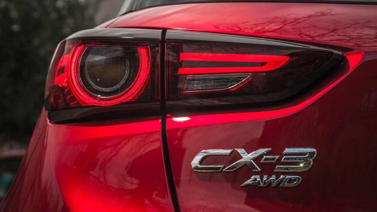 2018 Mazda CX-3.