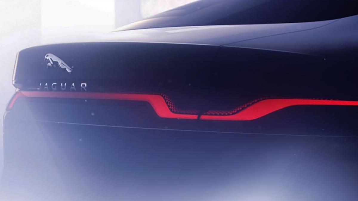 2021 Jaguar XJ teased