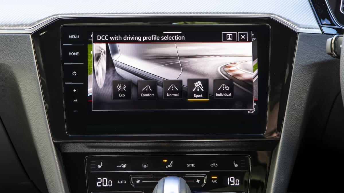 2021 Volkswagen Passat 206TSI R-Line Wagon launch review-2
