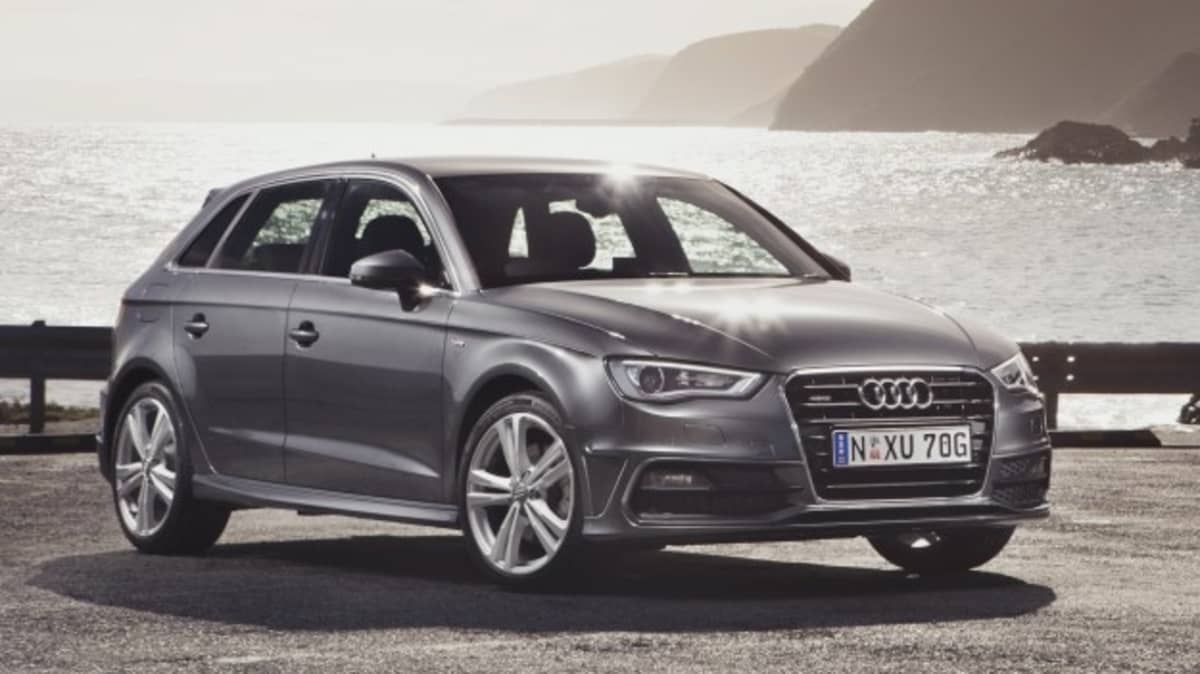 Audi A1, A3 and TT recalled for transmission fault, 10,000 cars affected