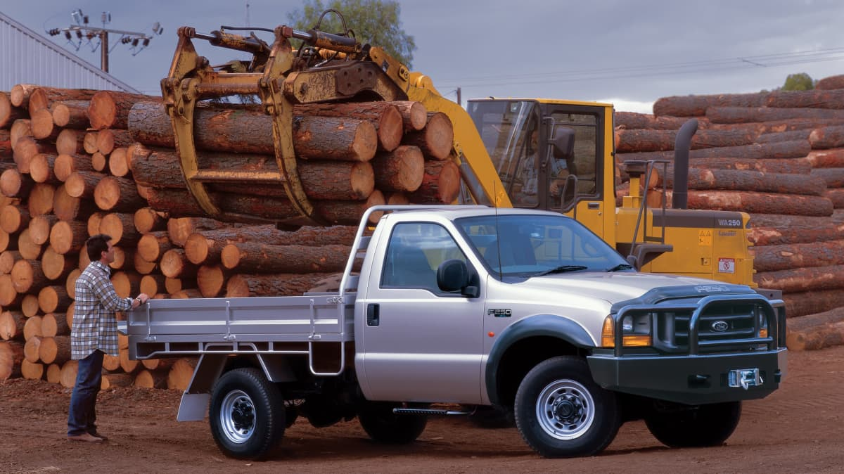 Ford F-250/F-350 2001 to 2006 used-car review-4