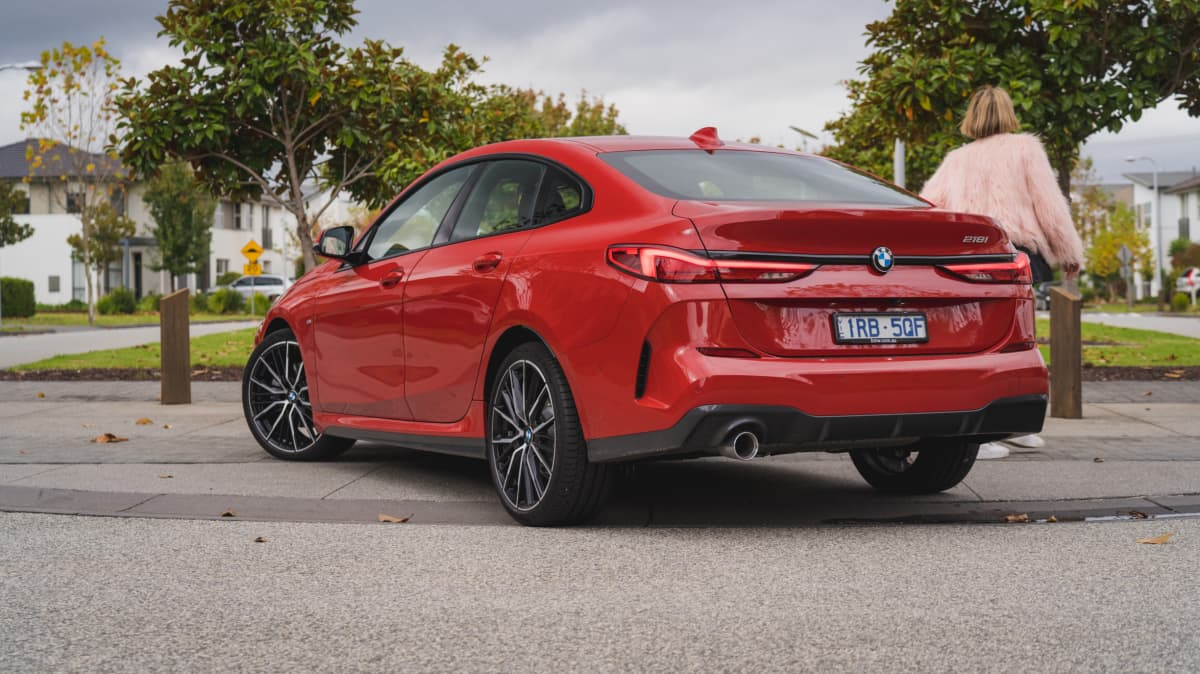 2021 BMW 218i Gran Coupe review-2