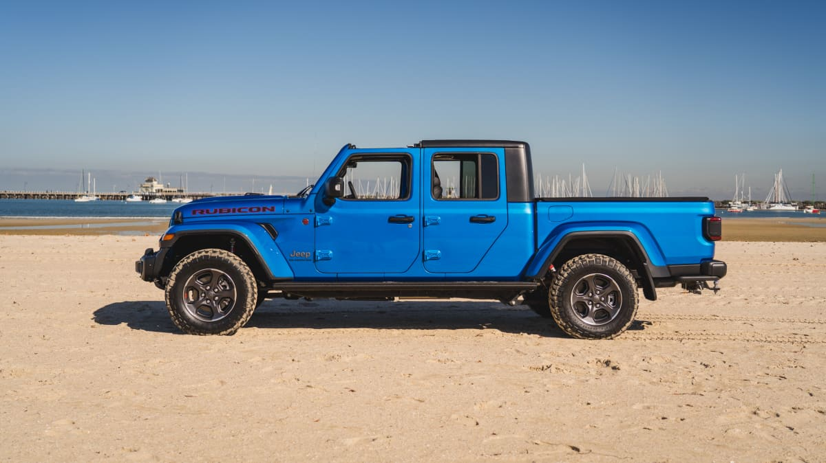 2021 Jeep Gladiator Rubicon review-1