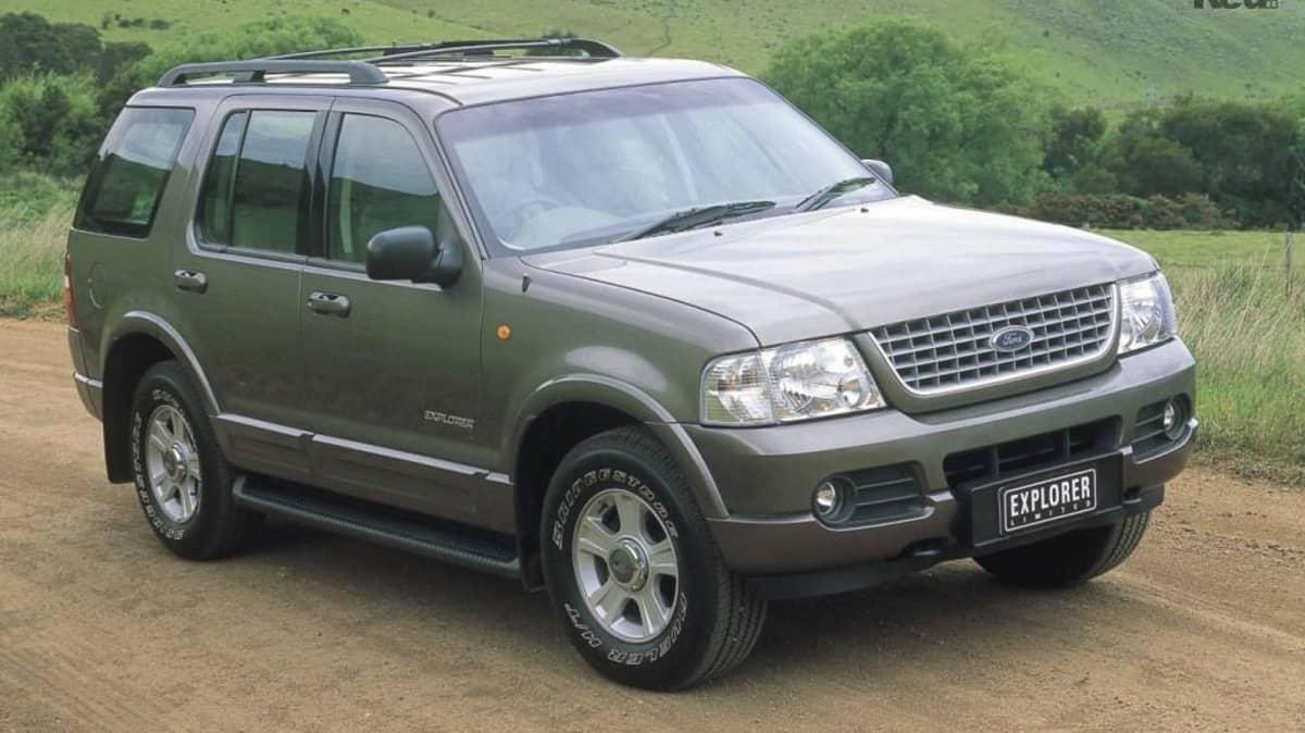 2003 Ford Explorer Owner Car Review-0
