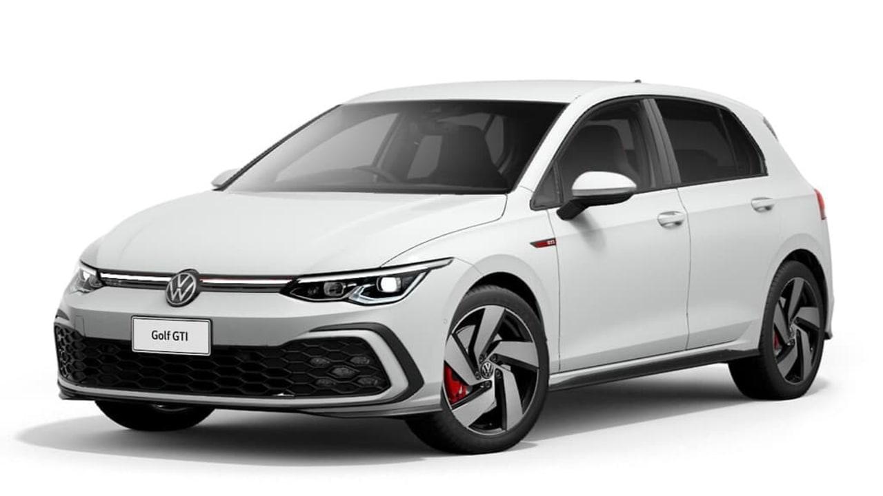 2021 Volkswagen Golf GTI Hatchback   Drive