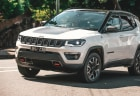 2020 Jeep Compass Trailhawk review