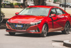 2021 Hyundai i30 Sedan Elite review