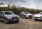 Drive 2018 Best Luxury SUV Over $80,000 group shot