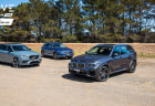 Drive Best Large Luxury SUV finalists group photo