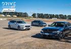 Drive Medium Luxury Car 2020 finalists group photo