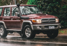 2020 Toyota LandCruiser 76 Series GXL review