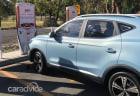drivedummy-2020 MG ZS EV review