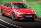 2021 Hyundai i30 Sedan N Line manual review