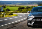 Exploring the Great Ocean Road through the Otway Ranges in a Ford Focus RS