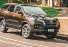 Hybrid Toyota Fortuner due in 2022 with diesel power – report