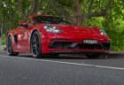 Porsche 718 Cayman GTS 4.0 manual review