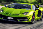 2018-2021 Lamborghini Aventador recalled with latch fault