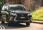 2021 Lexus LX570 S review