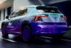 All-electric 2022 Mitsubishi Airtrek leaked