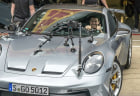 Tom Cruise channels 'Top Gun' for a video with Porsche 911 GT3s