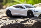 Matchbox toy cars to go carbon-neutral – and its first model is the Tesla Roadster