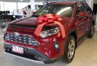 2020 Toyota RAV4 GXLl (AWD) Hybrid exterior