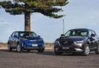 2021 Mazda CX-3 Maxx Sport LE v Toyota Yaris Cross GX 2WD Hybrid
