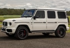 Electric Mercedes–Benz G-Class concept to be unveiled this year, badged EQG – report; UPDATE – Production model due in 2024