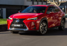 2020 Lexus UX250h Sports Luxury review