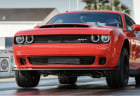 Dodge preparing secret electric muscle car to reclaim sprint record from Tesla – report