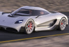 Viritech Apricale: British start-up previews world's first hydrogen hypercar