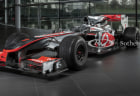 Sir Lewis Hamilton's 2010 McLaren-Mercedes F1 car listed for sale