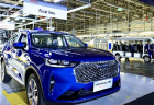 Haval H6 Hybrid begins production at former Holden Colorado plant in Thailand