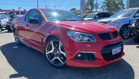 2015 Holden Special Vehicles Maloo R8 Utility Extended Cab