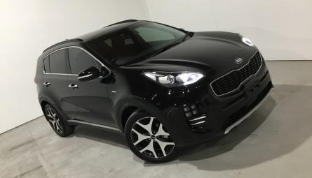 2017 Kia Sportage GT-Line Wagon